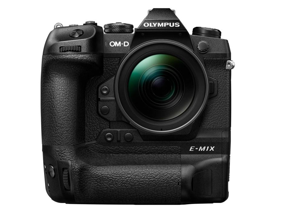 Olympus OM-D E-M1X Product Shot