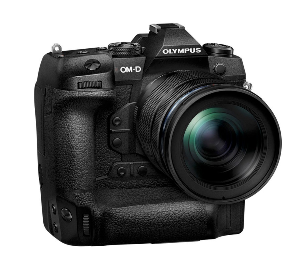 Olympus OMD Camera