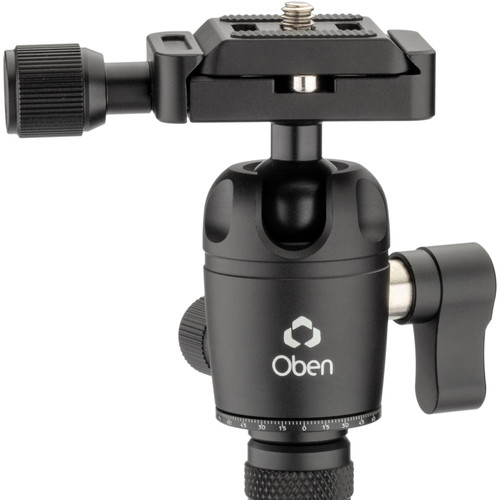 Oben CTT-1000 Carbon Fiber Tabletop Tripod