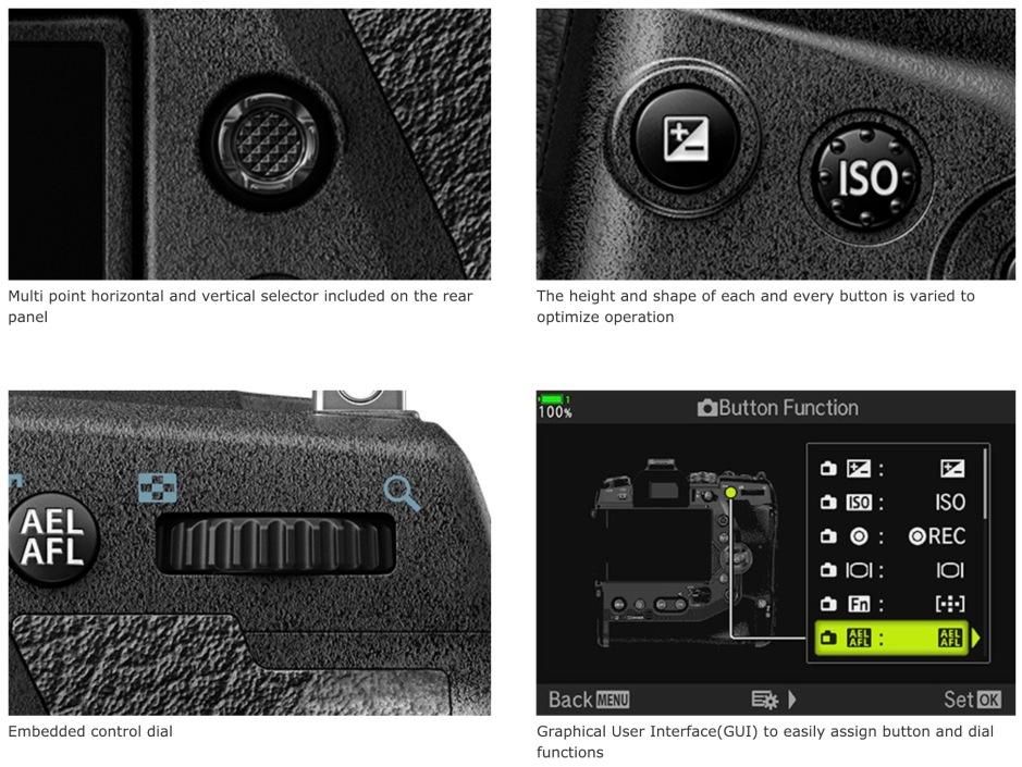 Olympus OM-D E-M1 X Camera