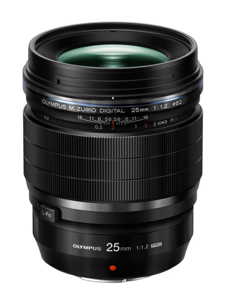 Olympus 25mm Lens