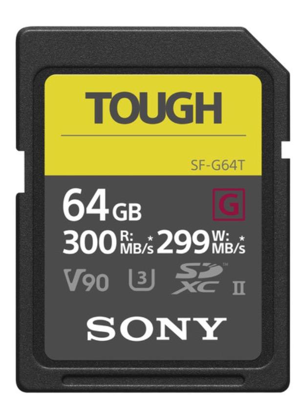 Sony Tough