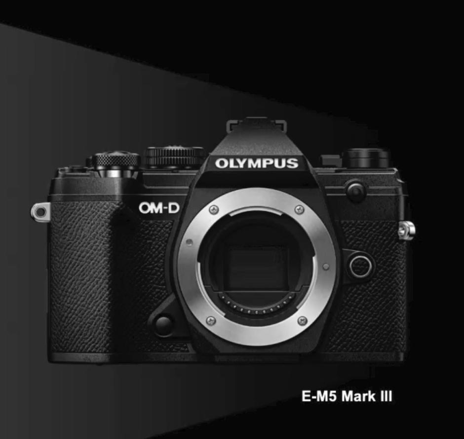 Olympus OM-D E-M5 MK III