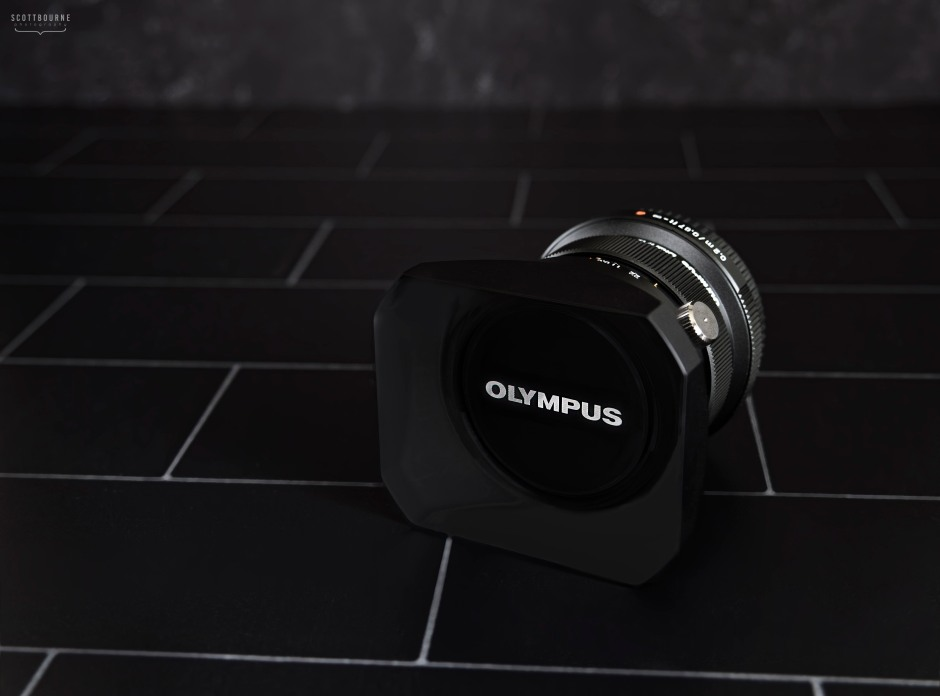 Olympus 12mm Lens Photo by Scott Bourne