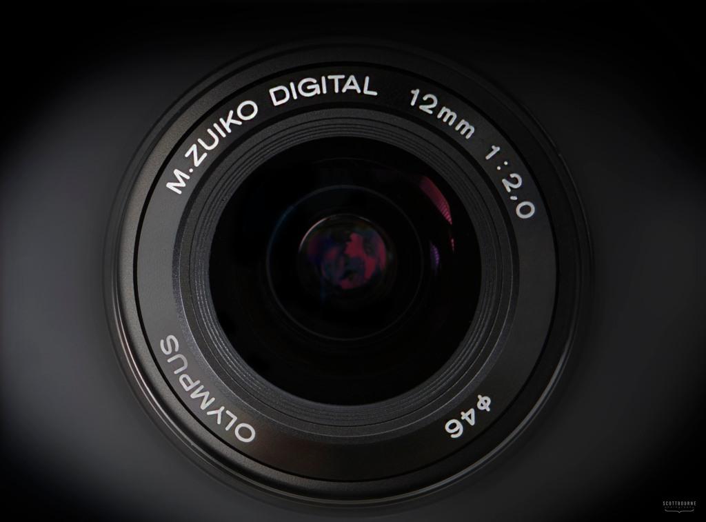 Olympus 12mm Lens Photo by Scott Bourne